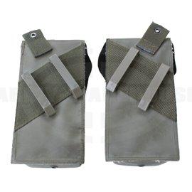 Bundesheer StG77 M75 Magazintaschen (1x links und 1x rechts) für BH StG77, gebraucht