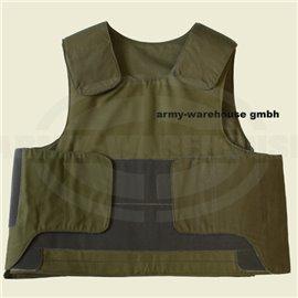 Bundesheer Splitter Schutzweste ÖBH, BH Austrian Army ballistic vest