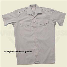 Bundesheer Uniformhemd kurzarm, A-Garnitur Hemd, neu