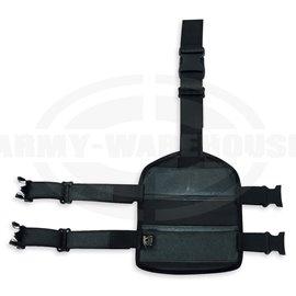TT Leg Base - schwarz (black)