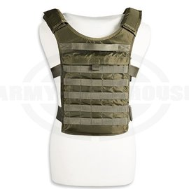 TT Trooper Back Plate - RAL7013 (olive)