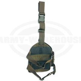 TT Leg Base - RAL7013 (olive)