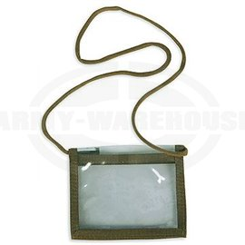 TT ID Holder - RAL7013 (olive)