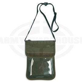 TT Neck Pouch - RAL7013 (olive)