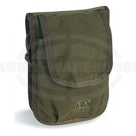 TT Note Book Pocket - RAL7013 (olive)