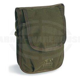 TT Note Book Pocket - RAL7013 (olive)