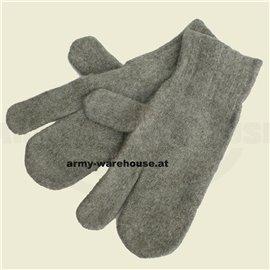 Bundesheer Schladminger Handschuhe, Gebirgsjäger, Nostalgie, neu