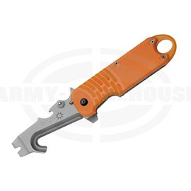 FKMD E.R.T. Rescue knife orange