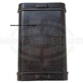 Bundesheer StG58 Behälter für Waffenreinigungsgerät RG62, Kaliber 7,62 , leer, gebraucht
