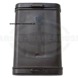 Bundesheer StG58 Behälter für Waffenreinigungsgerät RG62, Kaliber 7,62 , leer, neuwertig