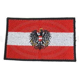 Bundesheer Hoheitsabzeichen Österreich, BH, ÖBH, Austria Klett, rot-weiß-rot