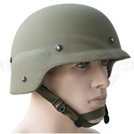 orig. US Kevlarhelm, Splitterschutzhelm, Fritz helmet, neu (Gefechtshelm)