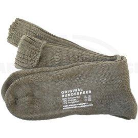 Bundesheer Socken, oliv