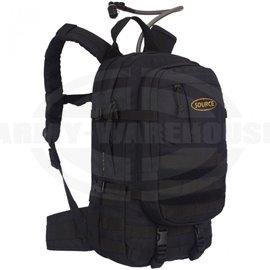 SOURCE - Assault 20L Hydration Cargo Pack- Rucksack, schwarz (black)