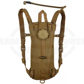 SOURCE - Tactical 3L Hydration Pack, Trinkrucksack, coyote