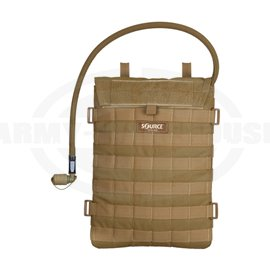 SOURCE - RAZOR 3L Low Profile Hydration Pouch, Trinkrucksack, coyote