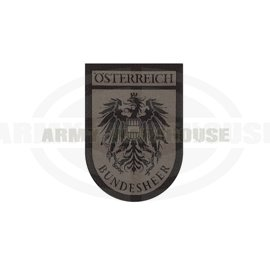 Bundesheer-Hoheits-Klettabzeichen, RAL7013