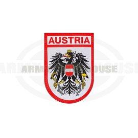 Austria-Klettabzeichen, Rot-Weiß