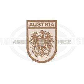 Austria-Klettabzeichen, desert