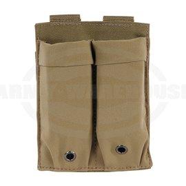 TT DBL Pistol Mag Pouch LP - khaki