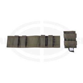 TT Modular Patch Holder - RAL7013 (olive)