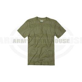 UA Tactical HeatGear Charged Cotton Tee - OD