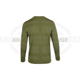 UA Tactical HeatGear Tech Long Sleeve Tee - OD