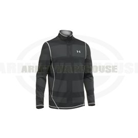 UA ColdGear Evo 1/4 Zip - schwarz (black)