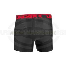 UA Original 6 Inch Boxerjock HeatGear - schwarz (black)