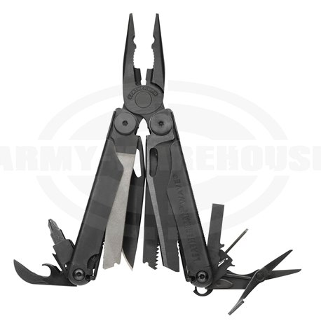 LEATHERMAN Wave - schwarz