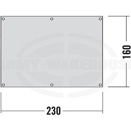 Zeltunterlage 230x160