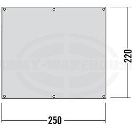 Zeltunterlage 250x220
