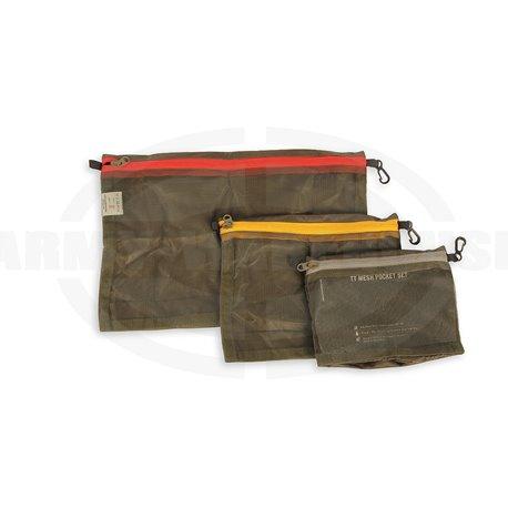 TT Mesh Pocket Set - RAL7013 (olive)