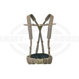 orig. US Munitionsbox für CAL .50, 100 Cartridges, Metallbox, Ammunition Box M-2