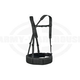 TT Warrior Belt MK I - schwarz (black)