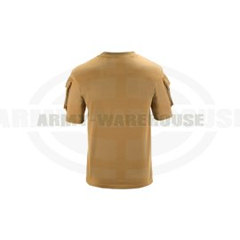 Tactical Tee - coyote brown