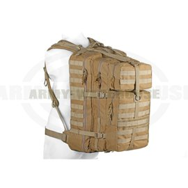 Mod 3 Day Backpack - coyote brown