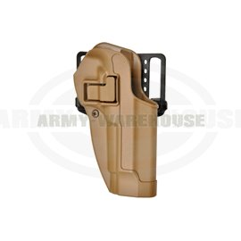 CQC SERPA Holster für M92 - coyote brown