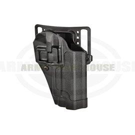 Blackhawk - CQC SERPA Holster für P220/P225/226/ - schwarz (black)