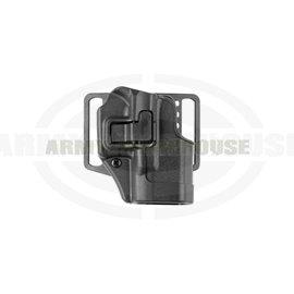 CQC SERPA Holster für Glock 26/27/33 - schwarz (black)