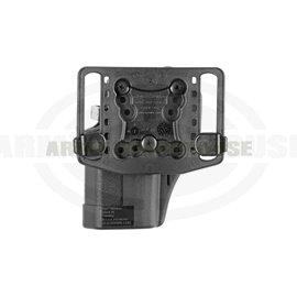 CQC SERPA Holster für Glock 19/23/32/36 - schwarz (black)