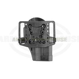 CQC SERPA Holster für Glock 19/23/32/36 Left - schwarz (black)