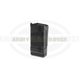 Blackhawk - Mag Case Single Row - schwarz (black)