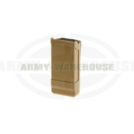 Mag Case Single Row - coyote brown