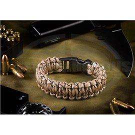 Paracord Bracelet - Desert Camo