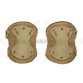 XPD Knee Pads - coyote brown