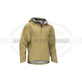 Melierax Hardshell Jacket - coyote brown