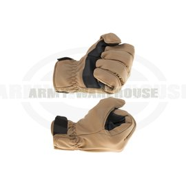 Softshell Gloves - coyote brown