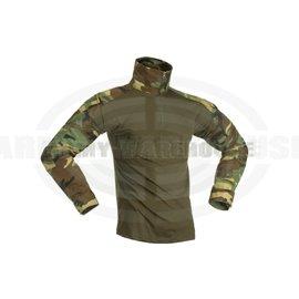 Combat Shirt - Woodland