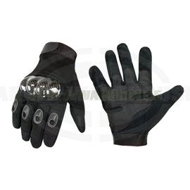 Raptor Gloves - schwarz (black)